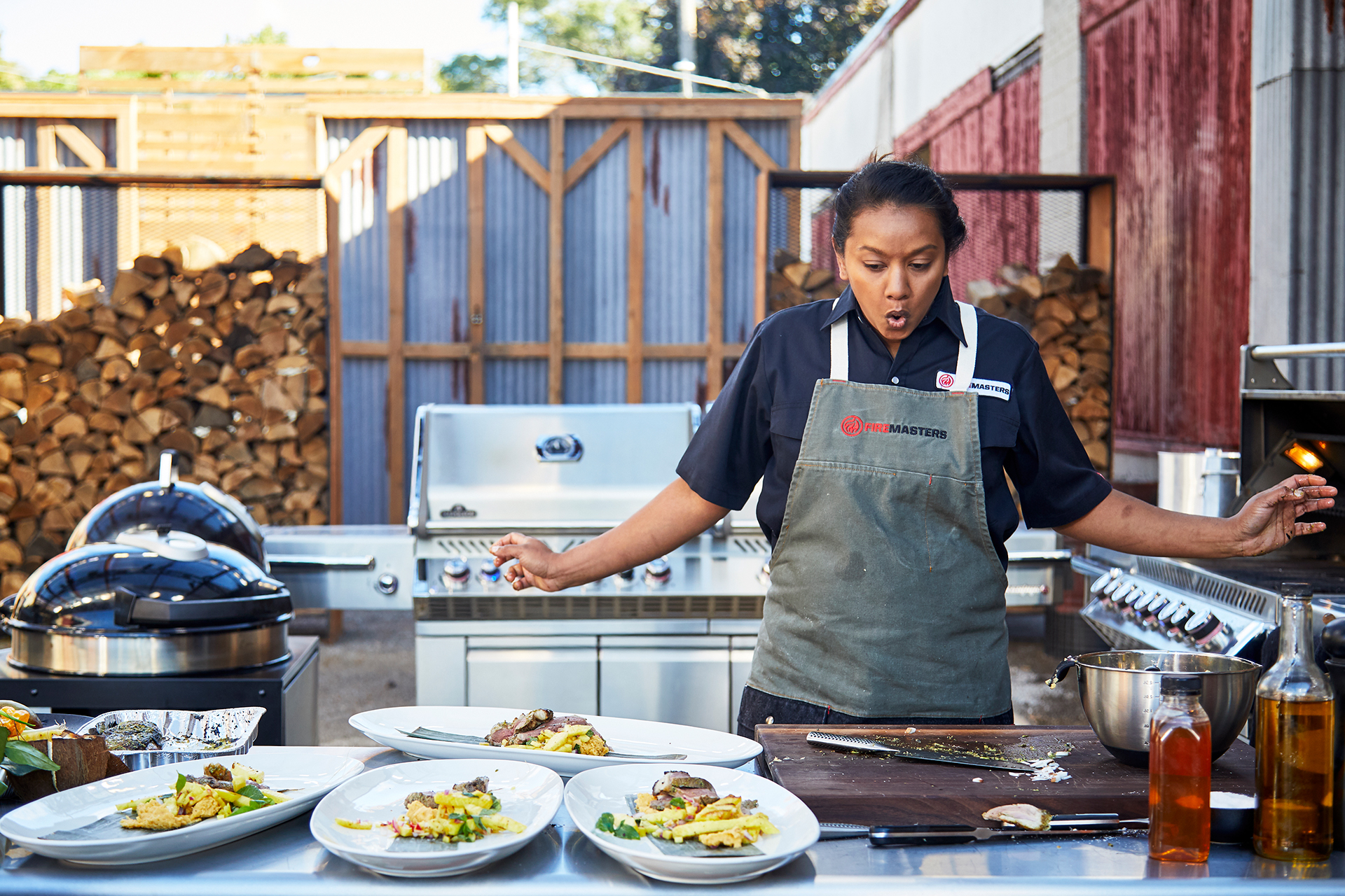 You Go Grill! | Fire Masters - FoodNetwork ca