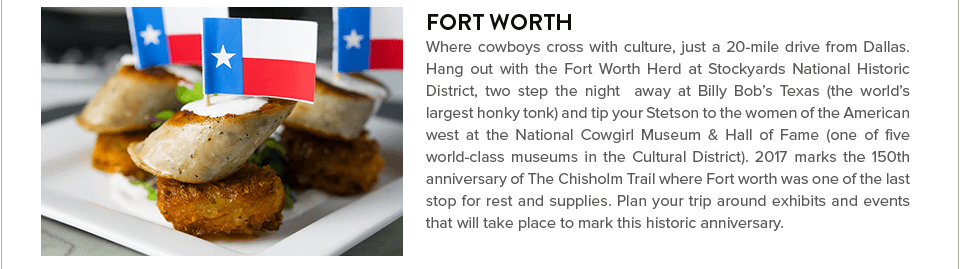 Learn more about Forth Worth