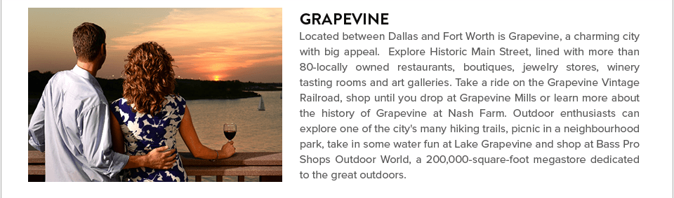 Learn more about Grapevine