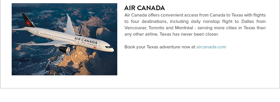 Learn more about Air Canada